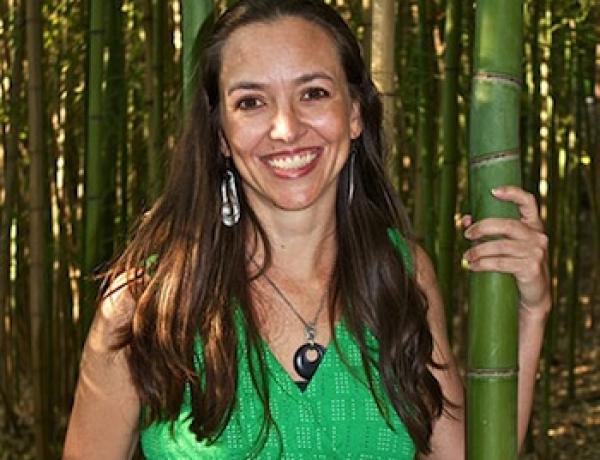 Interview with consciousness coach, Crystal Nuding