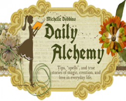 Interview with Michelle Martin Dobbins of DailyAlchemy.com