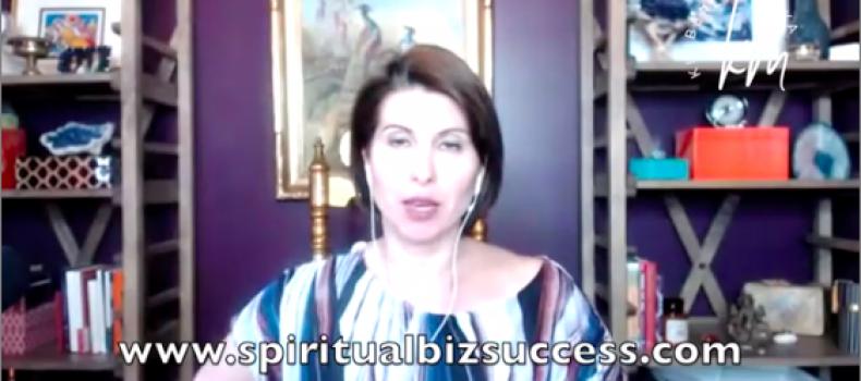 Feel Like Your Spiritual Business Isn't Growing Fast Enough?