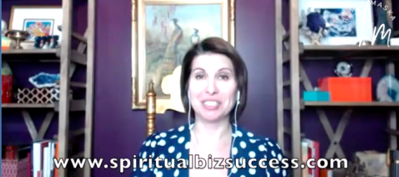 "Is Your Spiritual Business in a ""Lull""?"