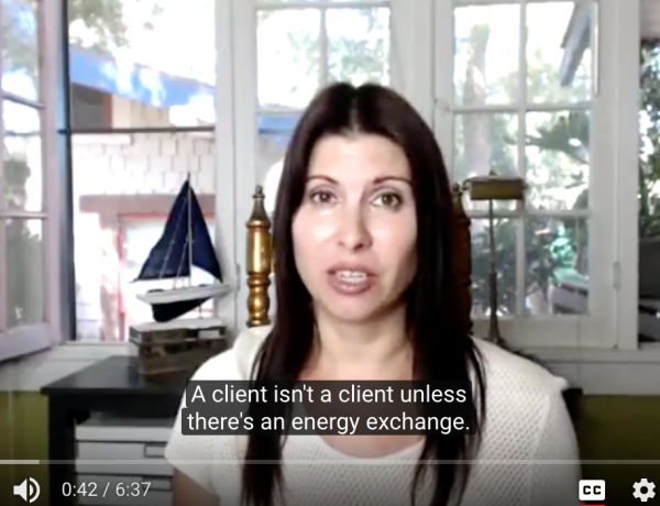 What is the definition of a client and why can't you find them?